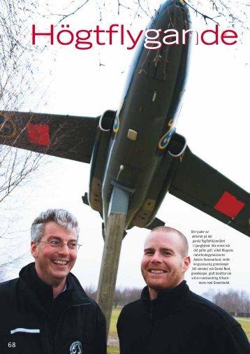 Högtflygande planer