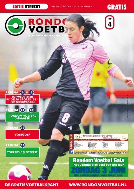seizoen 2011/2012 nummer 4 - Rondom Voetbal