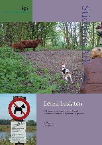 Leren Loslaten - ARK Natuurontwikkeling