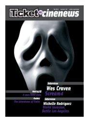 Interview met Wes Craven - Net Events Media