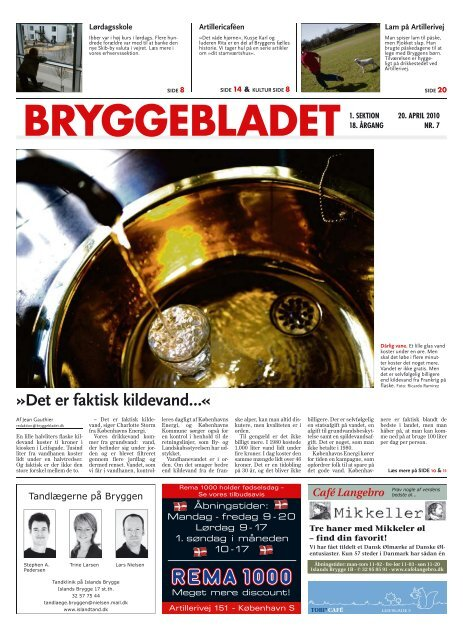 Nr. 07-2010 - Bryggebladet