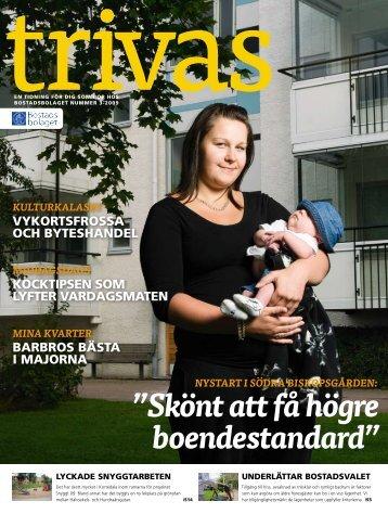 Trivas_3-09.pdf - Bostadsbolaget