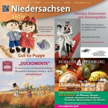 NiedersachsenAktiv - September