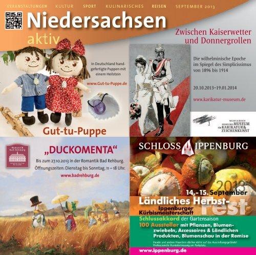 Niedersachsenaktiv September