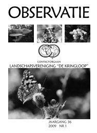Observatie no. 1 januari (Klik hier voor pdf-bestand) - Kringloop