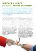 Trainingen voor certificering volgens de ... - Bezemer & Kuiper - Page 2