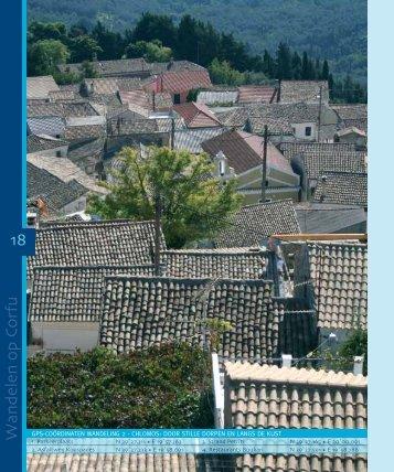 Wandelen op Corfu 18 - One Day Walks publishing