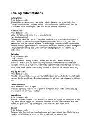 Lek- og aktivitetsbank (pdf)