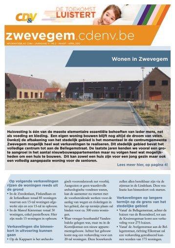 zwevegem - West-Vlaanderen - CD&V