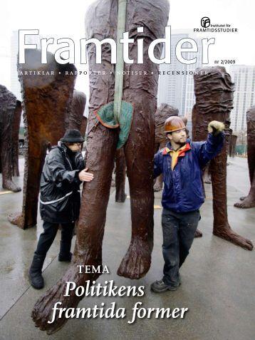Ladda ner Framtider_nr2_2009 - Institutet för Framtidsstudier
