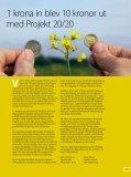 Rapport från Svensk Raps AB Projekt 20/20 - Rapsi.fi - Page 3