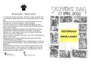 080427_skovensdag-program - Funder Skole - Silkeborg