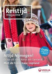 Reistijd 6 - December 2011 - Veolia Transport Nederland