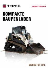 KOMPAKTE RAUPENLADER - ATLAS MECKLENBURG