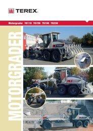 Motorgrader TG110 TG150 TG190 TG230 - ATLAS MECKLENBURG