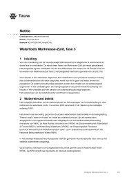 Watertoets Marknesse-Zuid, fase 3 Notitie - Planviewer