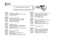 Microsoft Word - Matsedel förskola och skola ... - Nora kommun