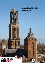 Download businessplan - Visit Utrecht