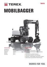 MOBILBAGGER - ATLAS MECKLENBURG