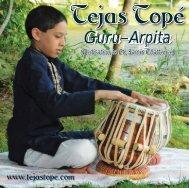 Guru-Arpita (Dedication to Pt. Samir Chatterjee) - Tejas Tope