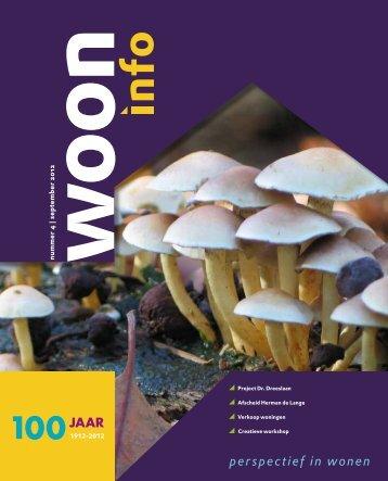 Wooninfo 4 2012 - Woningstichting Weststellingwerf