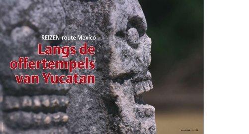 REizEn-route Mexico - REIZEN Magazine