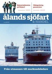Nr 4/2009 - Ålands Sjöfart