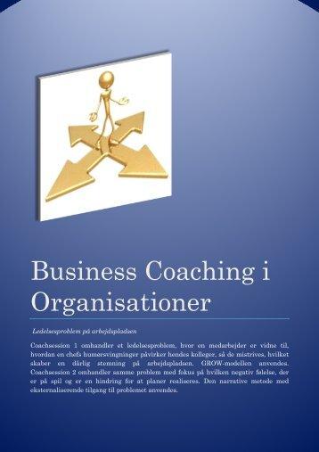 Business Coaching - Marianne Willert, B.Sc. Mech. Eng.