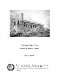 Den 3 september 1954 - Fräntorps Folkets Hus