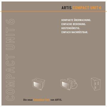 COMPACT UNIT 6 - Artis