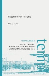 temp nr. 4 2012 - temp – tidsskrift for historie