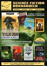 AMERIKANSKA SERIETIDNINGAR - Science Fiction Bokhandeln