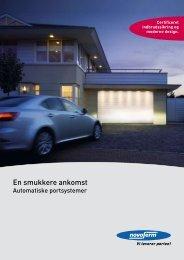 Dansk Garageporte - Portxperten