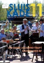 OFFSHORE JAZZBAND TRAPT SEIZOEN 2009 AF - Sluiskade 11