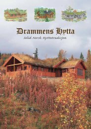 Drammens Hytta - moen-saue