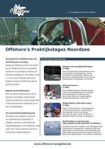 Download brochure - Offshore Navigation