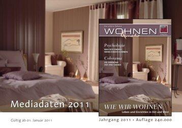 WIE WIR WOHNEN - MEININGER VERLAG GmbH