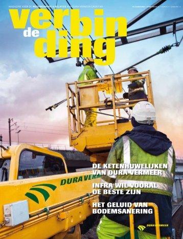 De Verbinding, maart 2010 - Dura Vermeer