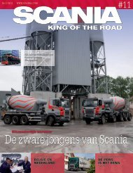 King of the Road #11 - Scania