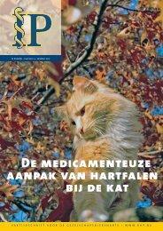 bij de kat aanpak van hartfalen De medicamenteuze - RHP - Roman ...