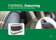 item Product brochure - ATL Luhden