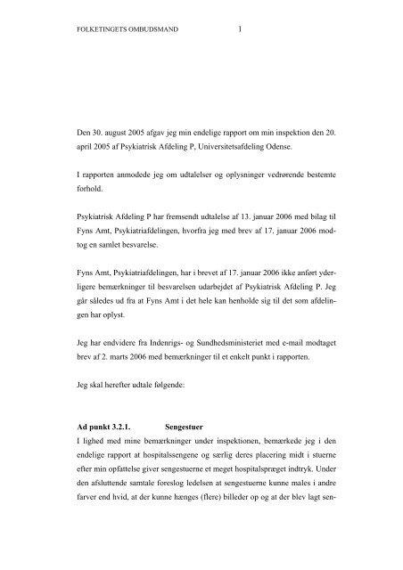 Pdf-version - Folketingets Ombudsmand