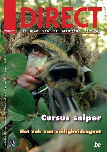 Cursus sniper - Defensie