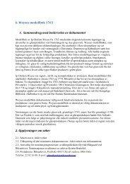 Nominasjon av Weyses modellbok 1763 (PDF)