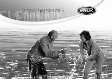 Wilk prijslijst en technische gegevens 2011 - De Greeff Caravan ...