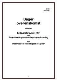 BA og NNF Bager