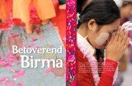 Reizen – Birma - Villa Crone