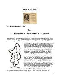 Deel 4 EEN REIS NAAR HET LAND VAN DE HOUYHNHNMS - Mobiel