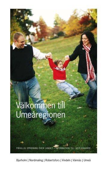 Svenska - Umeåregionen