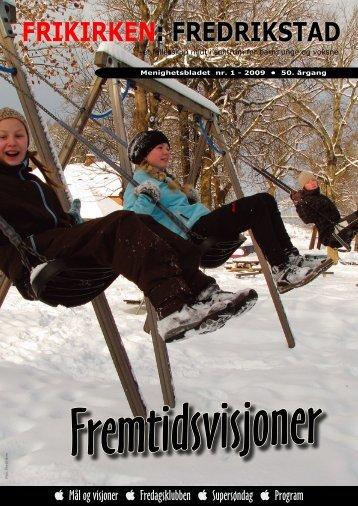 Nr. 1 2009 - Fredrikstad Frikirke